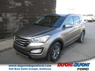 Used 2015 Hyundai Santa Fe Sport 2.4L Premium 4 portes TA for sale in Gatineau, QC