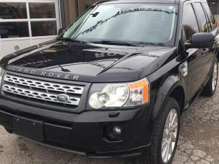 Used 2011 Land Rover LR2 AWD 4dr HSE for sale in Brantford, ON