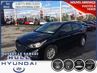 Used 2019 Hyundai Accent Preferred WOW 10 000KM seulement! Encore garantie! for sale in Gatineau, QC