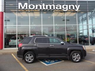 Used 2015 GMC Terrain SLT 4 portes TI pour SLT-2 for sale in Montmagny, QC