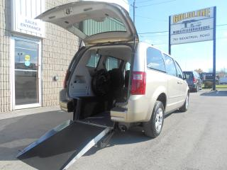 Used 2008 Dodge Grand Caravan SE-Wheelchair Accessible Rear Entry-Manual for sale in London, ON