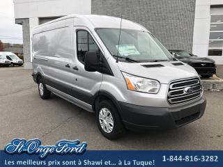 Used 2018 Ford Transit T-250 Fourgon toit moyen 148 po porte co for sale in Shawinigan, QC