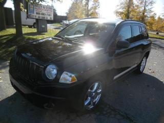 Used 2009 Jeep Compass LIMITED