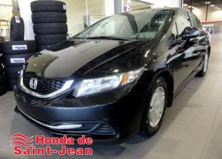 Used 2013 Honda Civic EX 4 portes, boîte automatique for sale in St-Jean-Sur-Richelieu, QC