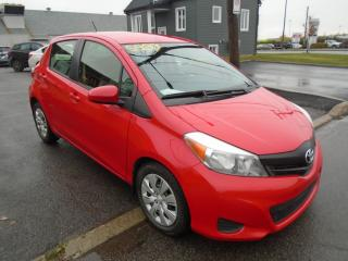 Used 2013 Toyota Yaris LE for sale in Ancienne Lorette, QC