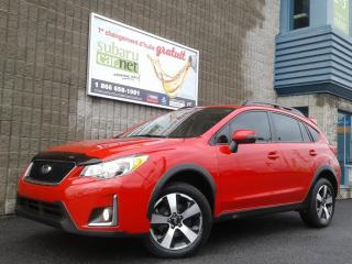 Used 2017 Subaru XV Crosstrek Kazan*86$/sem*toit*camera*awd for sale in Richelieu, QC
