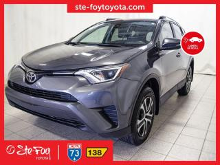Used 2017 Toyota RAV4 LE for sale in Québec, QC