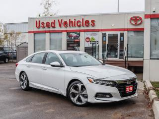 Used 2019 Honda Accord Touring 2.0 Auto for sale in North York, ON