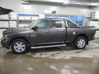 Used 2014 RAM 1500 4WD Quad Cab Sport for sale in Amos, QC
