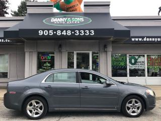 Used 2009 Chevrolet Malibu 1LT for sale in Mississauga, ON