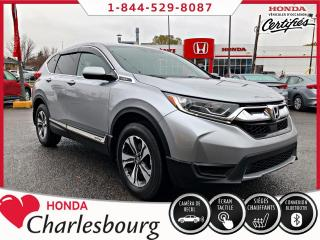 Used 2017 Honda CR-V LX AWD **41 871 KM**UN PROPRIÉTAIRE** for sale in Charlesbourg, QC