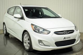 Used 2013 Hyundai Accent GLS HATCH A/C MAGS TOIT for sale in St-Hubert, QC