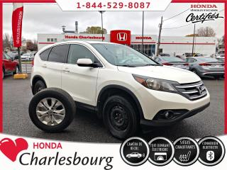 Used 2013 Honda CR-V EX AWD **TOIT OUVRANT** for sale in Charlesbourg, QC