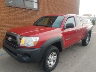 Used 2011 Toyota Tacoma 4WD Access Cab I4 Auto for sale in Oakville, ON