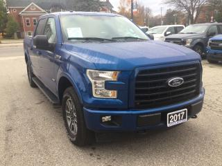 Used 2017 Ford F-150 XLT | 4X4 | for sale in Harriston, ON