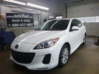 Used 2013 Mazda MAZDA3 4dr HB Sport Man GS-SKY for sale in St-Raymond, QC