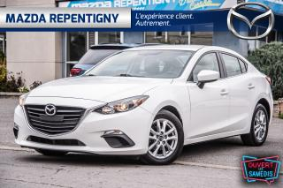 Used 2014 Mazda MAZDA3 4dr Sdn Auto GS-SKY for sale in Repentigny, QC