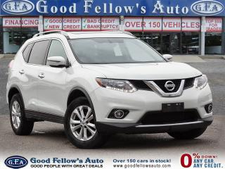 Used 2016 Nissan Rogue SV MODEL, AWD, PANORAMIC ROOF, REARVIEW CAMERA for sale in Toronto, ON