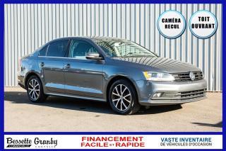 Used 2015 Volkswagen Jetta 2.0 TDI-UN SEUL PROPRIÉTAIRE! for sale in Cowansville, QC