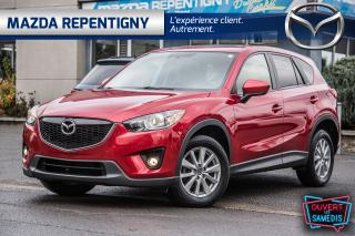 Used 2014 Mazda CX-5 FWD 4dr Auto GS for sale in Repentigny, QC