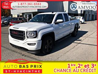 Used 2018 GMC Sierra 1500 for sale in St-Hyacinthe, QC