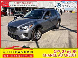 Used 2015 Mazda CX-5 GX for sale in St-Hyacinthe, QC