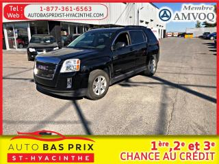 Used 2010 GMC Terrain SLE-2 for sale in St-Hyacinthe, QC