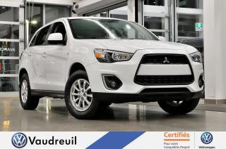 Used 2015 Mitsubishi RVR * BLUETOOTH * for sale in Vaudreuil-Dorion, QC