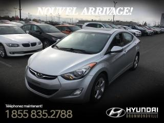 Used 2013 Hyundai Elantra GLS + GARANTIE + TOIT + MAGS + FOGS + WO for sale in Drummondville, QC