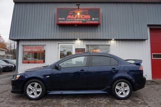 Used 2014 Mitsubishi Lancer SE LIMITED EDITION 5 VITESSES TOIT OUVRANT 150 759 for sale in Lévis, QC