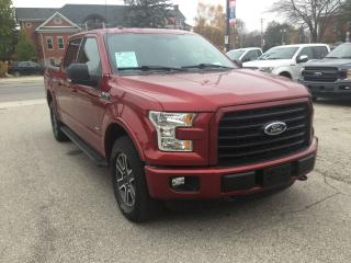 Used 2016 Ford F-150 XLT | 4X4 | Rear View Camera for sale in Harriston, ON