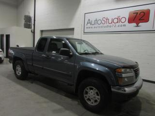 Used 2006 GMC Canyon **AUTOMATIQUE**KING CAB**MAGS**A/C**COUV for sale in Mirabel, QC