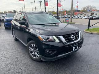 Used 2019 Nissan Pathfinder SV Tech for sale in London, ON