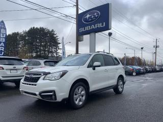Used 2017 Subaru Forester 2.5i groupe Commodité for sale in Victoriaville, QC