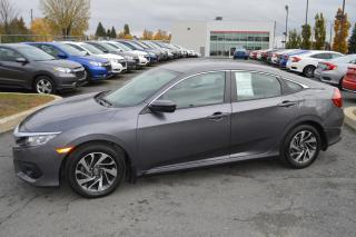 Used 2017 Honda Civic EX ***un seul propriétaire*** for sale in Longueuil, QC