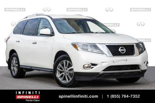 Used 2015 Nissan Pathfinder SV / AWD / BLUETOOTH / SIEGES CHAUFFANT SV / AWD / BLUETOOTH / SIEGES CHAUFFANT for sale in Montréal, QC