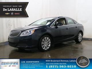 Used 2016 Buick Verano Convenience 1 for sale in Lasalle, QC