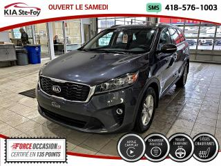 Used 2019 Kia Sorento LX V6 *AWD 7 PLACES *CARPLAY *CAMERA *MA for sale in Québec, QC