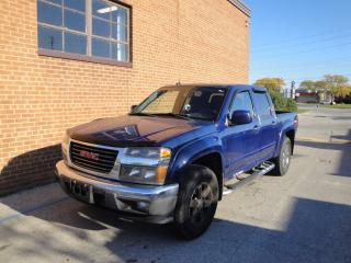 Used 2009 GMC Canyon SLE 4x4 for sale in Oakville, ON