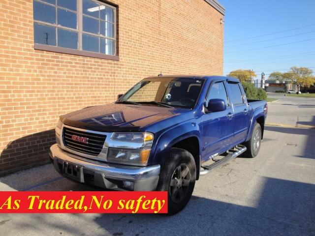 2009 GMC Canyon SLE 4x4