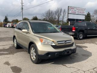 Used 2008 Honda CR-V EXL for sale in Komoka, ON