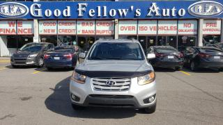 Used 2010 Hyundai Santa Fe GL MODEL, 3.5L 6CYL, AWD, HEATED SEATS, SUNROOF for sale in Toronto, ON