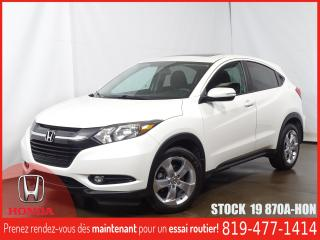 Used 2016 Honda HR-V EX+TOITOUV+AWD+MAG+FOG+GRELEC++ for sale in Drummondville, QC