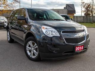 Used 2014 Chevrolet Equinox LS 4dr FWD Sport Utility Vehicle for sale in Brantford, ON