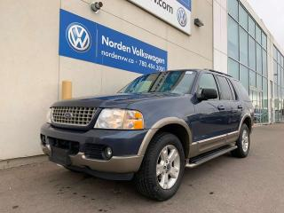 Used 2003 Ford Explorer EDDIE BAUER EDITION 4WD for sale in Edmonton, AB