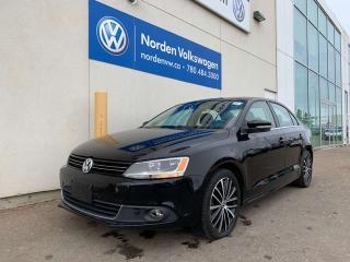 Used 2014 Volkswagen Jetta Sedan 2.0L TDI HIGHLINE W/ TECH PKG - LOADED! for sale in Edmonton, AB
