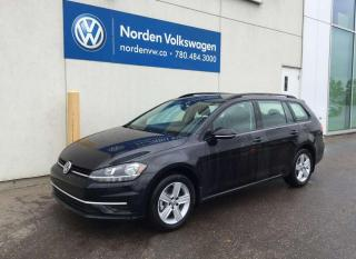 New 2019 Volkswagen Golf Sportwagen Comfortline for sale in Edmonton, AB