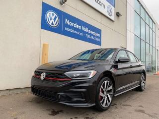 New 2019 Volkswagen Jetta GLI for sale in Edmonton, AB