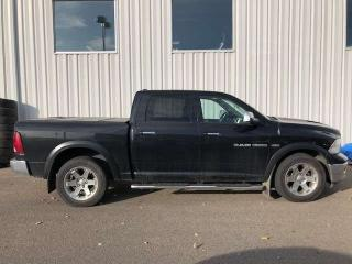 Used 2011 RAM 1500 Laramie 4x4 Sunroof Tow Package Remote Start for sale in Red Deer, AB