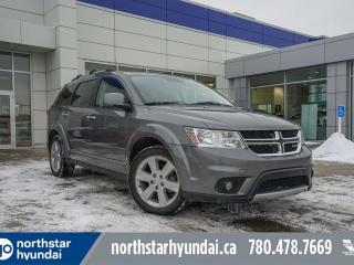 Used 2012 Dodge Journey R/T AWD/LEATHER/7PASS/SUNROOF/PUSHBUTTONSTART for sale in Edmonton, AB
